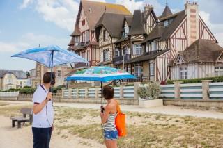 Caen la mer Tourisme / Les Conteurs